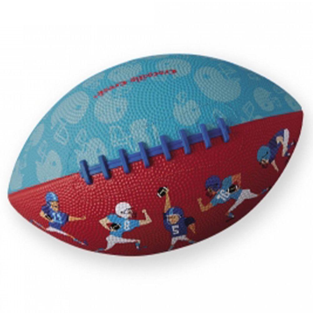 "Crocodile Creek - 8""兒童運動遊戲橄欖球-橄欖球運動"