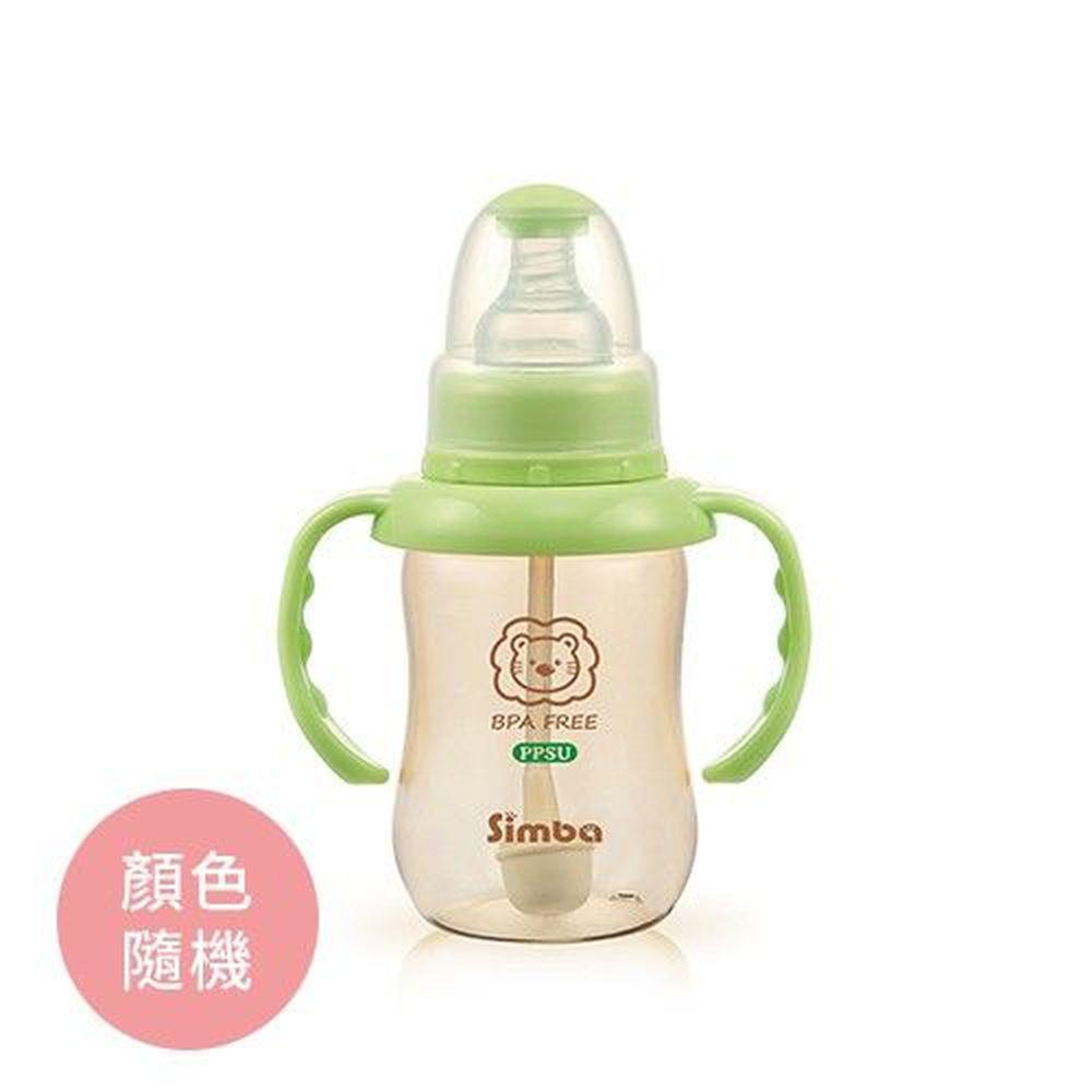 Simba 小獅王辛巴 - PPSU 自動把手標準葫蘆小奶瓶-150ml/支