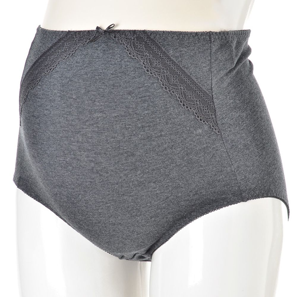 akachan honpo - 孕婦內褲 高腰-深灰色