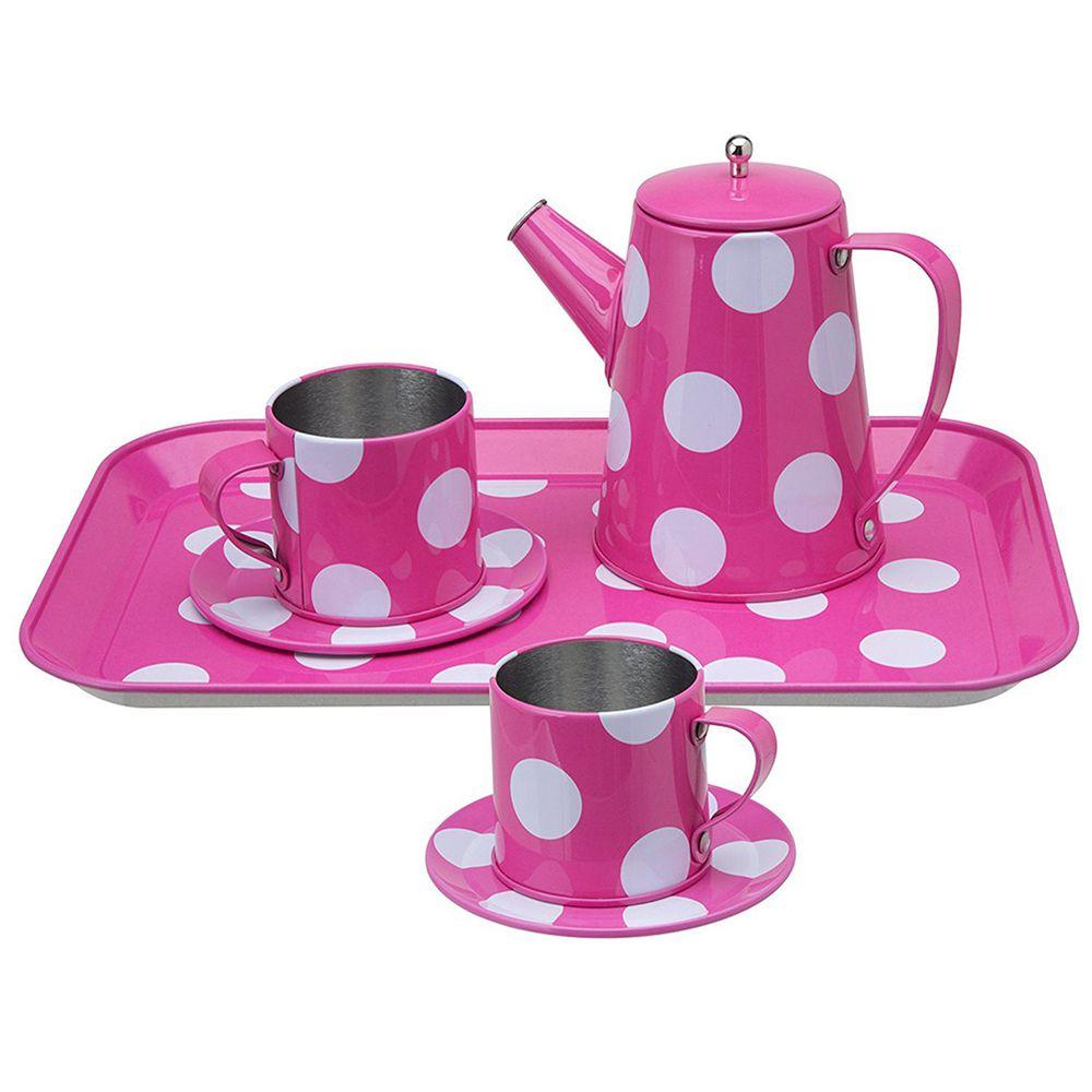 美國 ALEX - 漂亮女孩茶具組