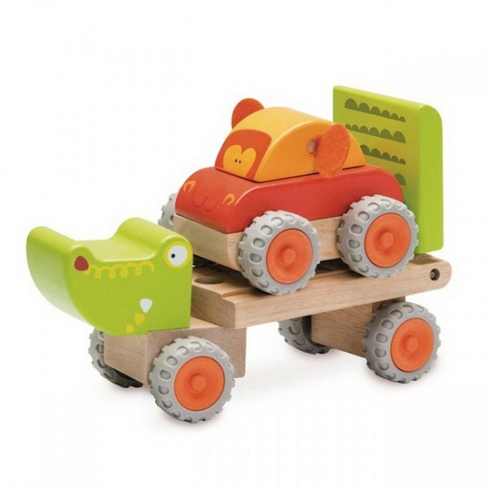 泰國WONDERWORLD - 小鱷魚拖車