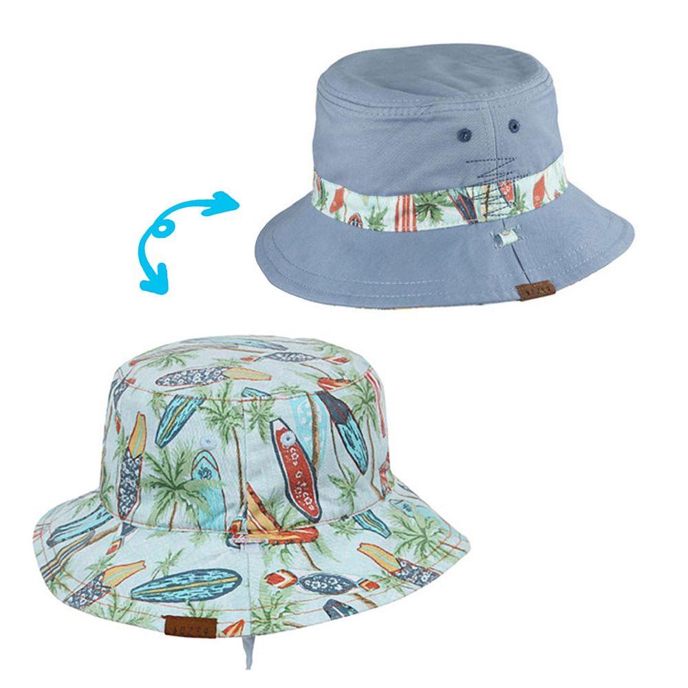 Millymook & Dozer - 陽光沙灘雙面漁夫帽