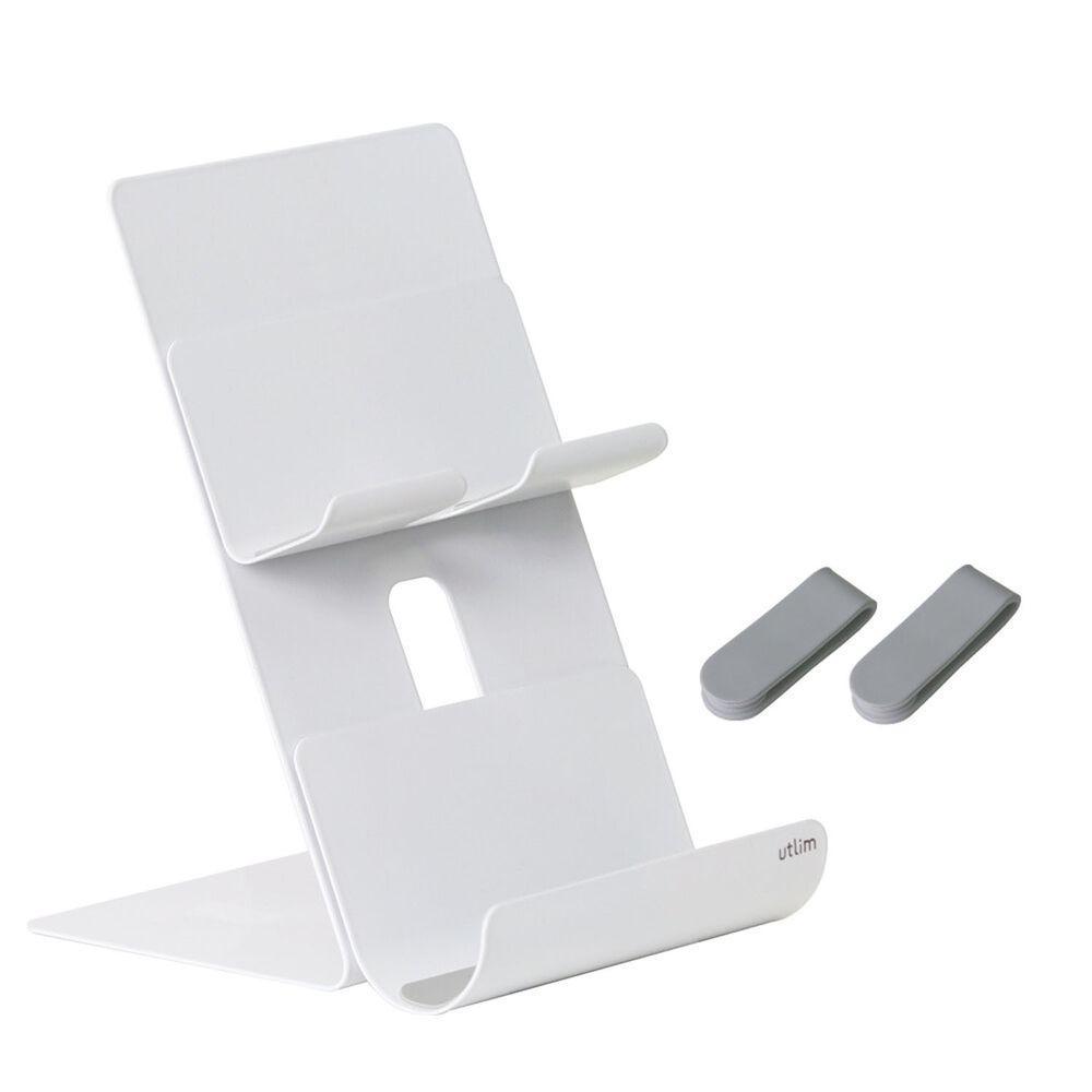 日本文具 SONIC - 多功能雙層平板/3C用品支架