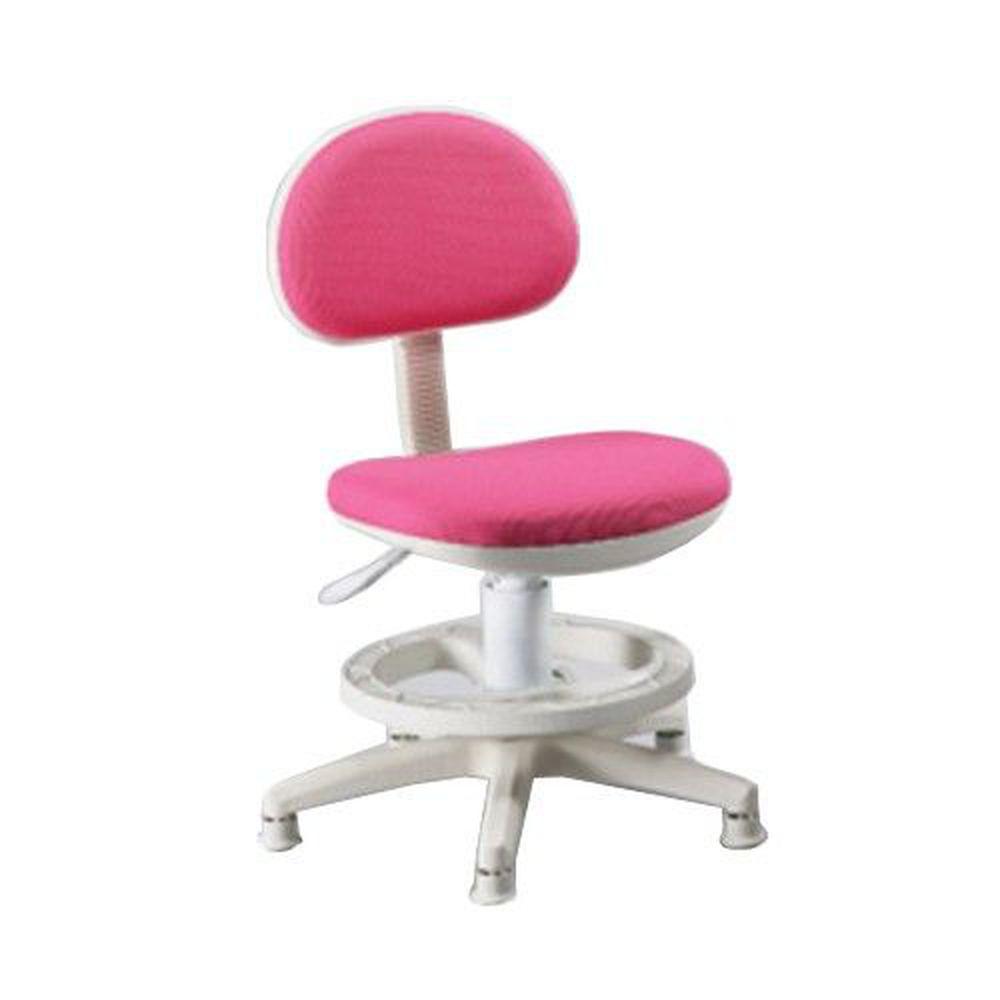創意小天才 - 《知識家》兒童成長可調式電腦椅/兒童桌椅-粉