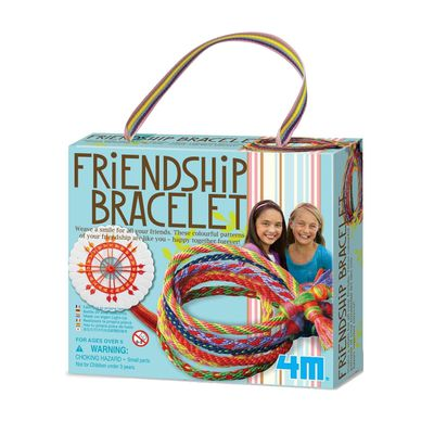 好朋友幸運手環 Friendship Bracelets