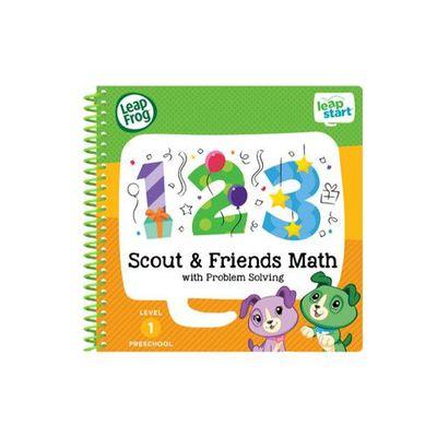 LeapStart Jr. Books: 幼兒3-數數123