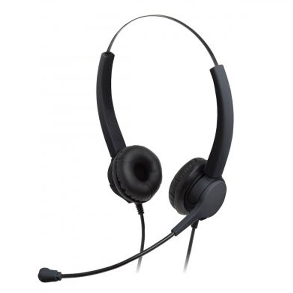 日本文具 SONIC - 超輕量護耳兒童耳機-黑