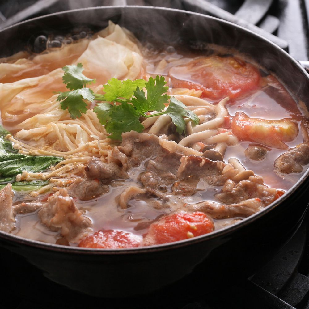 GREEN & SAFE 永豐餘生技 - 爐烤蕃茄牛肉鍋(湯底)-1000g/包