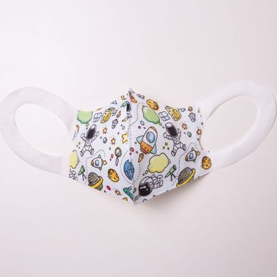 小童/兒童3D立體醫療口罩/台灣製(未滅菌)