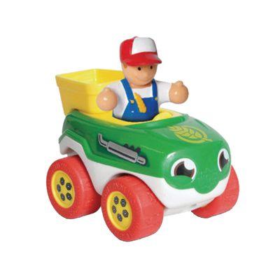 驚奇隨身迷你車-崔佛-農場拖拉車