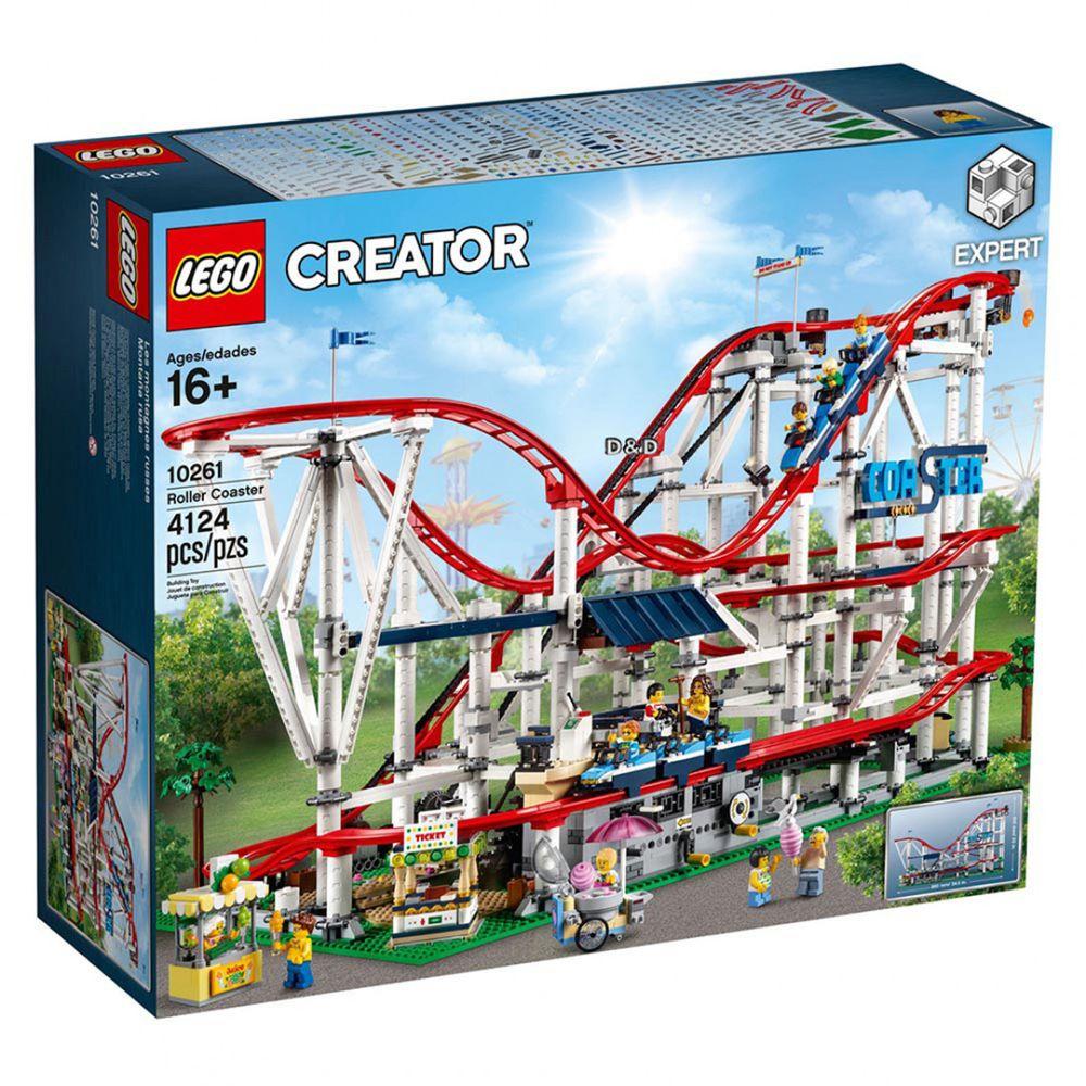 樂高 LEGO - 樂高 Creator 創意大師特別版系列 - 雲宵飛車 10261-4124pcs