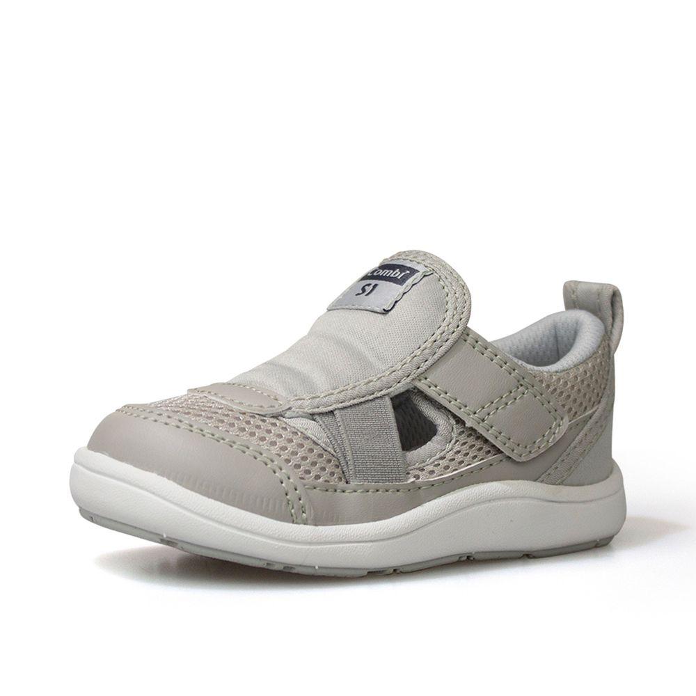 日本 Combi - 機能童鞋/學步鞋-2020年度鉅作新品CORE-S穩健步態機能鞋C01-灰