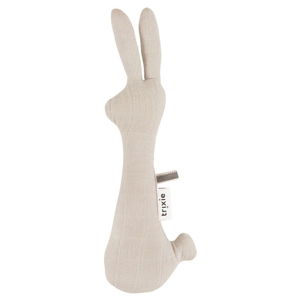 比利時 Trixie - 兔子啾啾搖鈴-迷霧灰