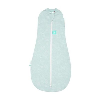 ergoCocoon二合一舒眠包巾-0.2Tog-煙花綠