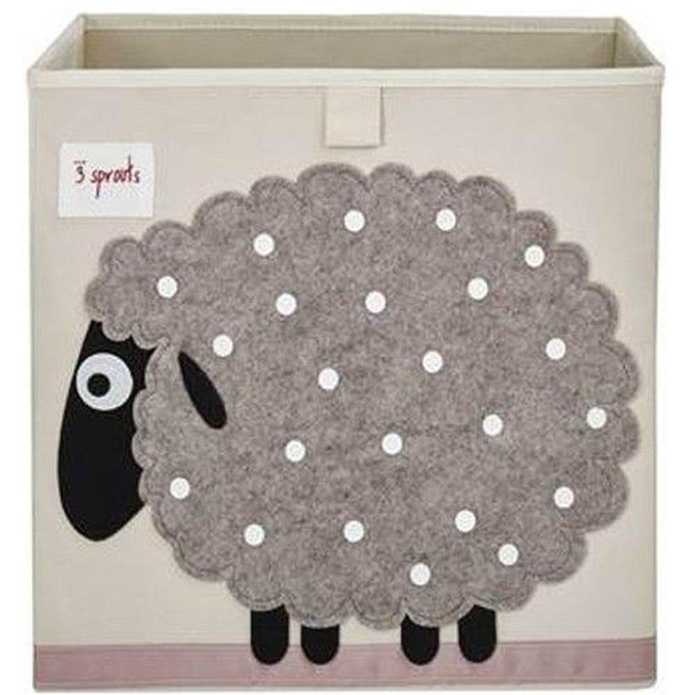 加拿大 3 Sprouts - 收納箱-綿羊