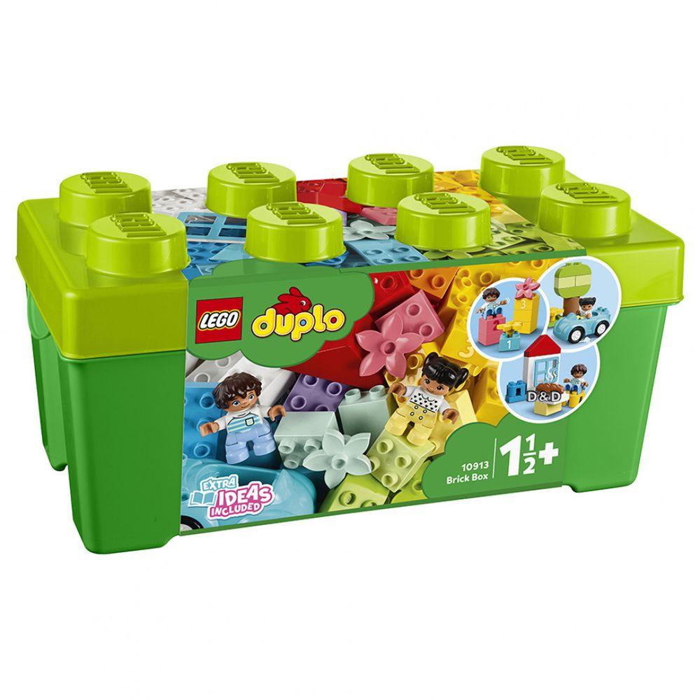 樂高 LEGO - 樂高 Duplo 得寶幼兒系列 - 顆粒盒 10913-65pcs