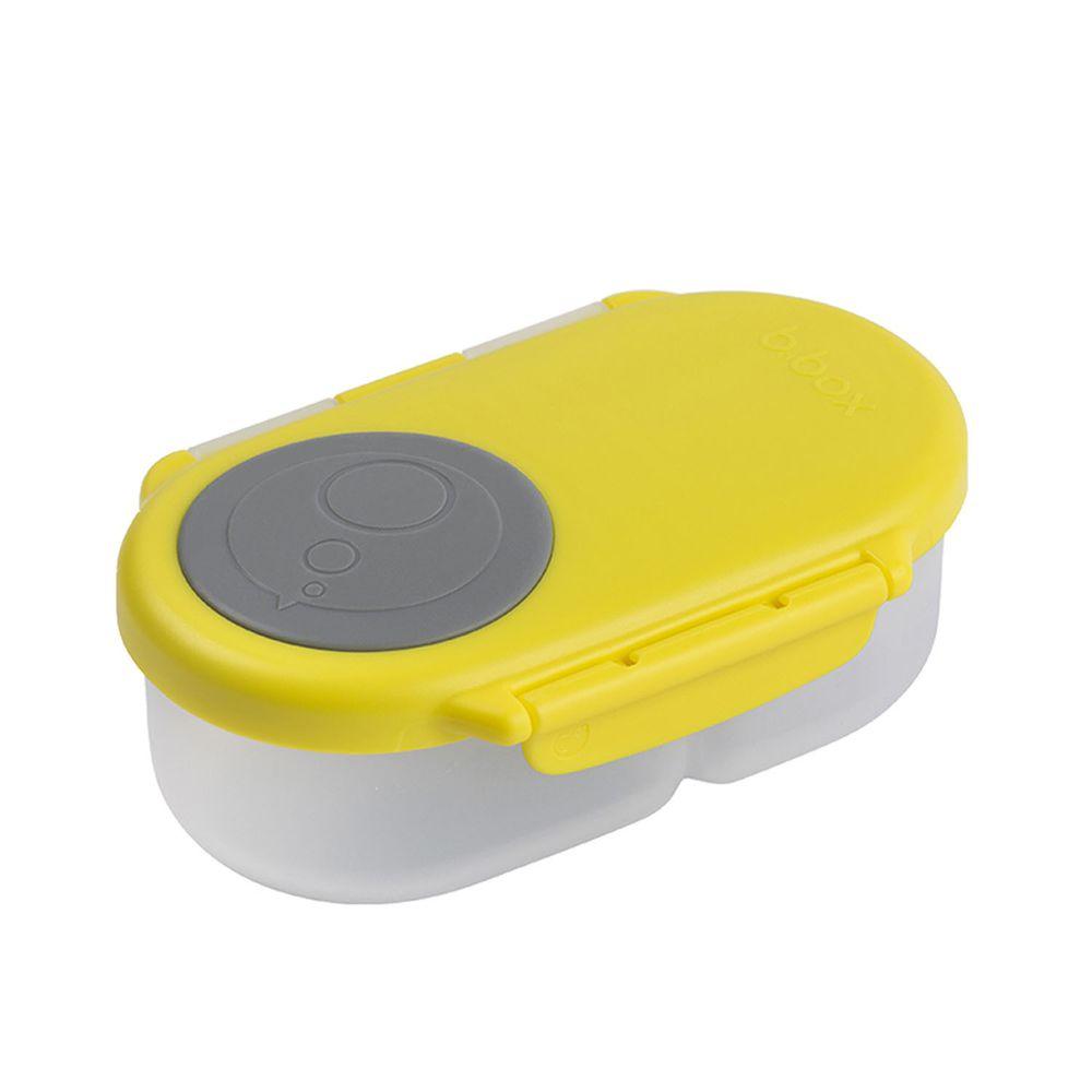 澳洲 b.box - 零食盒-檸檬黃