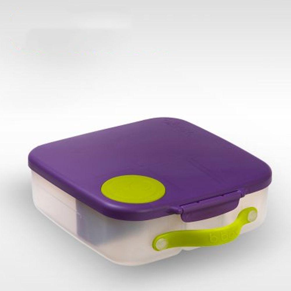 澳洲 b.box - 野餐便當盒-葡萄紫