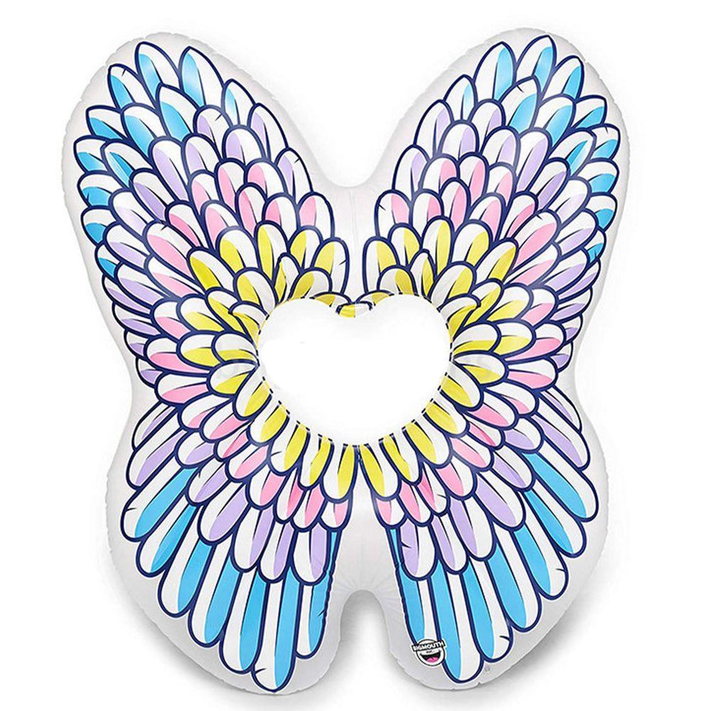 美國 Big Mouth - 造型游泳圈-天使之翼
