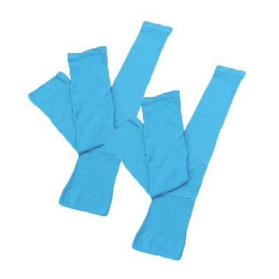 冰涼袖套二入組-藍