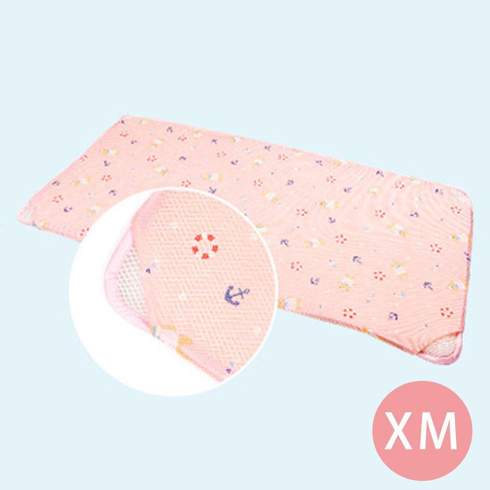 韓國 GIO Pillow - 智慧二合一床套-水手熊粉 (XM號)