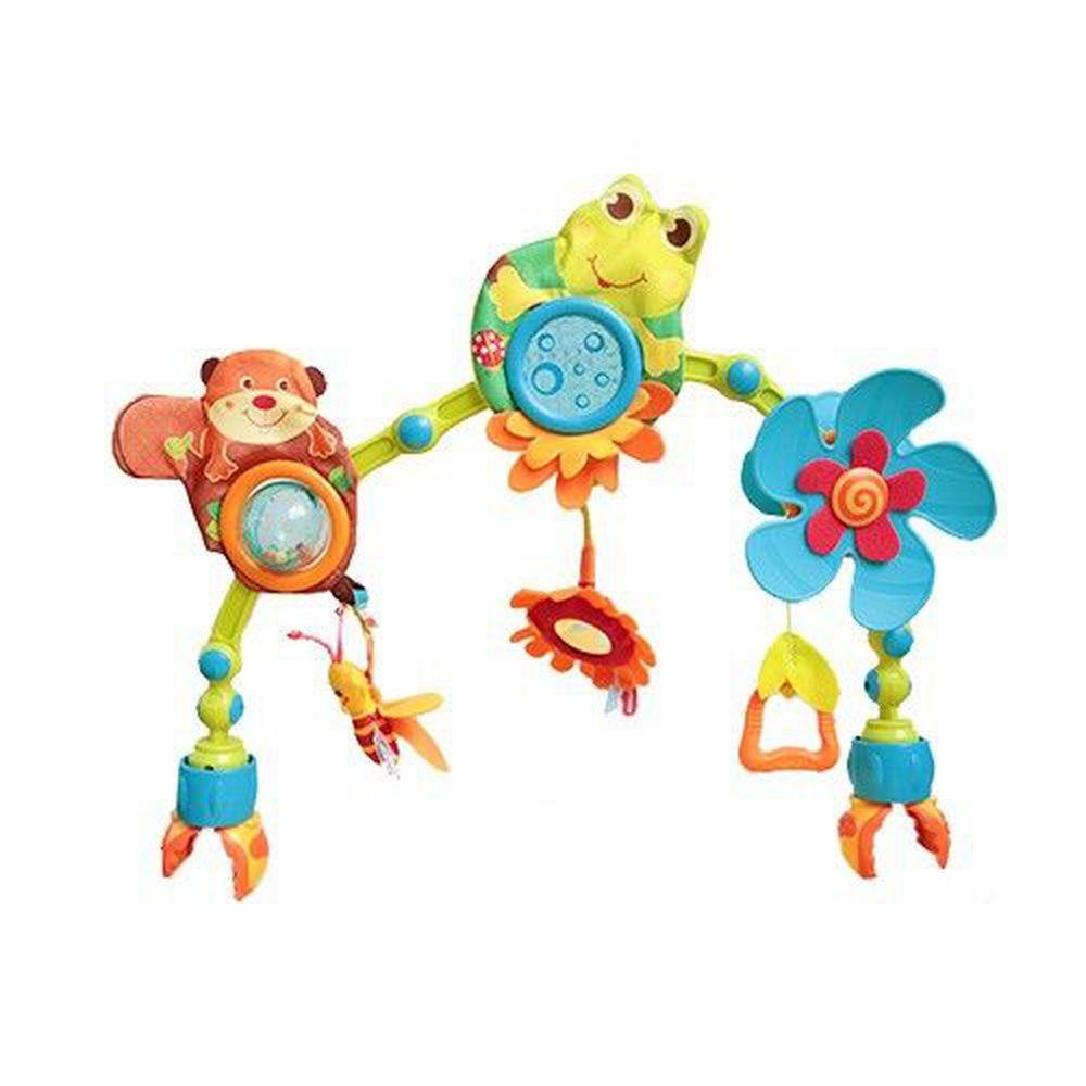 Tiny Love - My Nature Puls嬰兒車玩具-青蛙 (0M+)