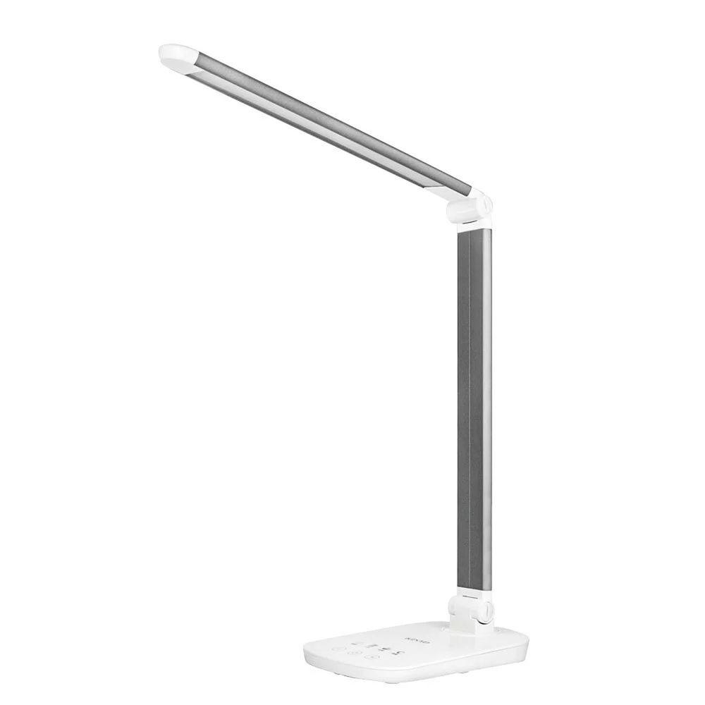 KINYO - 光視界高質感LED金屬檯燈-PLED439