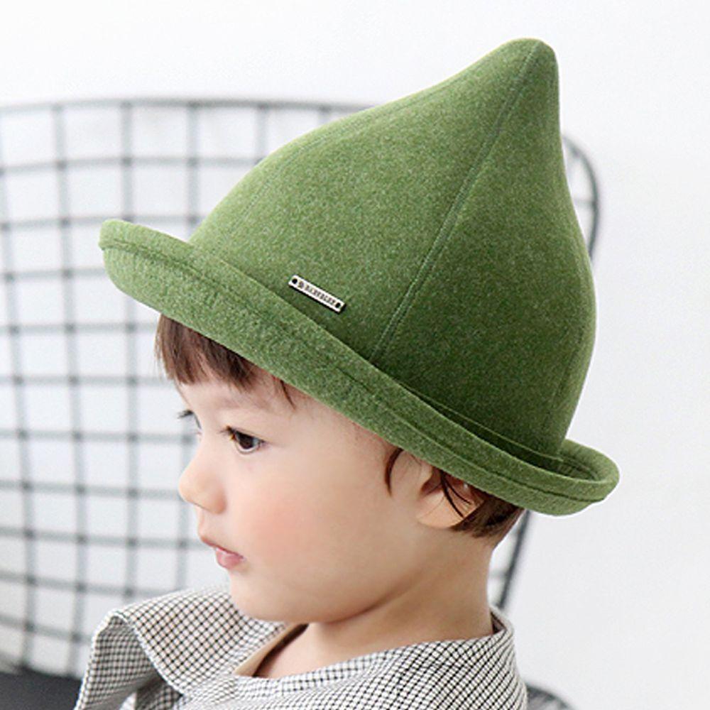 韓國 Babyblee - 挺版洋蔥帽-綠 (FREE)