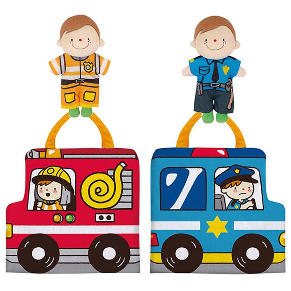 K's Kids - 角色扮演遊戲組-警察和消防員