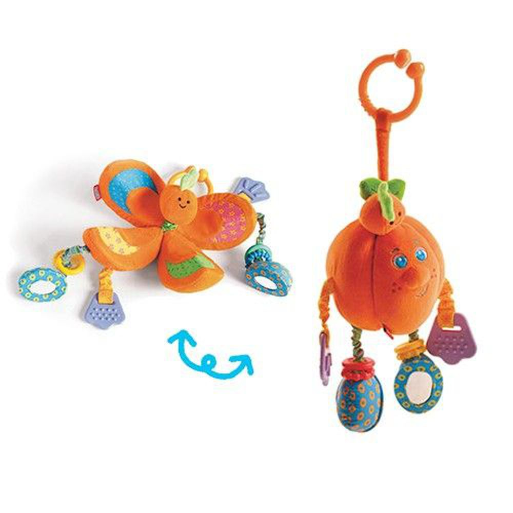 Tiny Love - 可愛水果玩偶-橙