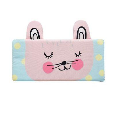 枕套-三段式可調高兒童涼枕用-點點小兔 (59*29cm)
