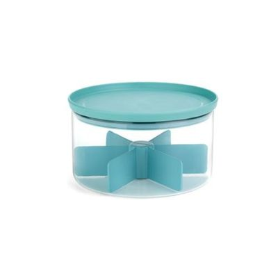 茶葉包儲存盒-天堂藍