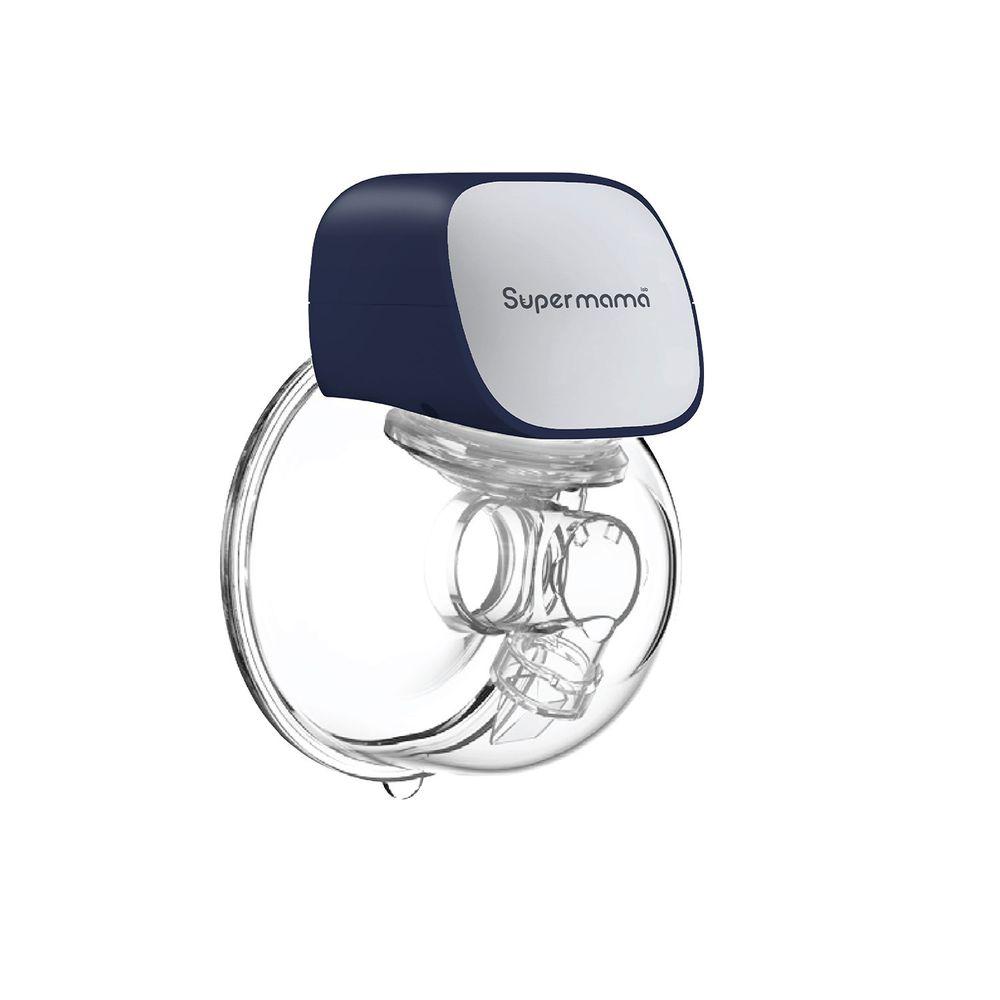 Supermama - Air電動吸乳器-單邊組(含24mm矽膠罩)