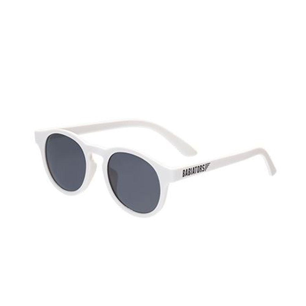 Babiators - 兒童太陽眼鏡-鑰匙孔系列-白色天鵝
