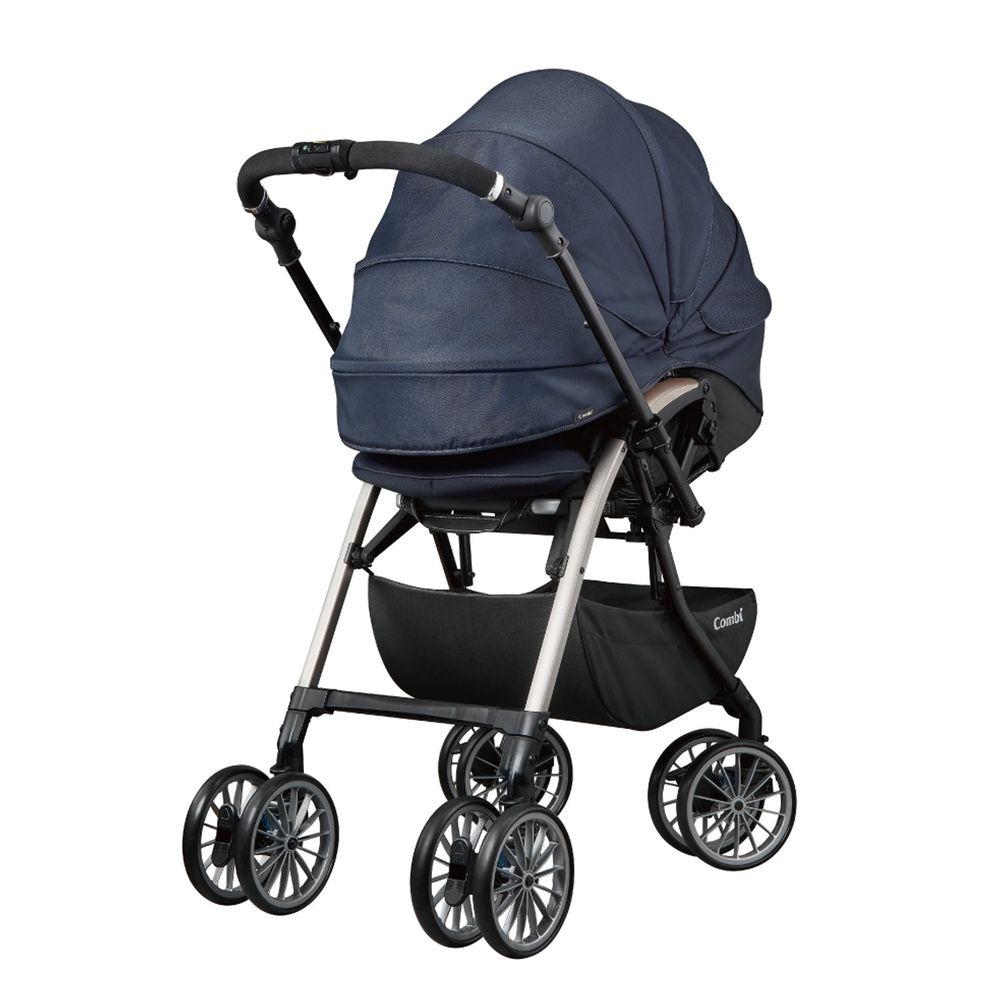日本 Combi - Umbretta -Puro嬰兒手推車-星宇藍-1個月~36個月(體重15kg以下)