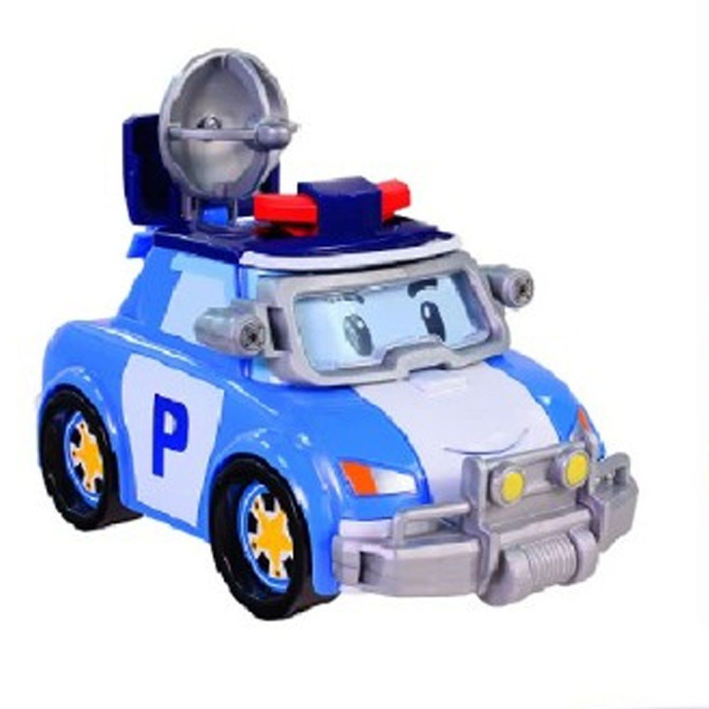 POLI 波力 - 變裝任務系列-波力