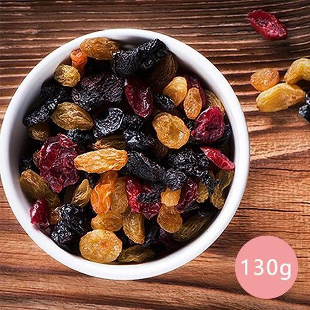 好日好食 - 頂級綜合莓果乾-單入-130g