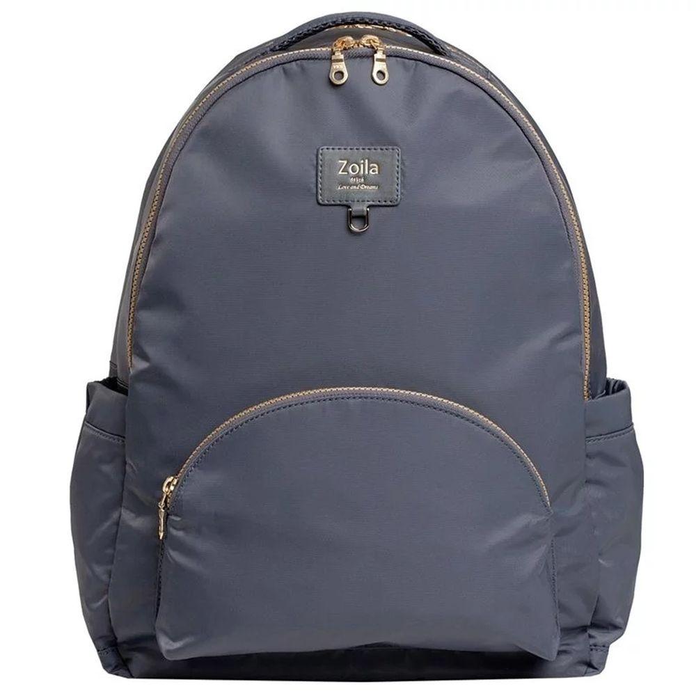 Zoila - Go Go Bag全新升級版-煙燻灰-輕量美型媽媽包