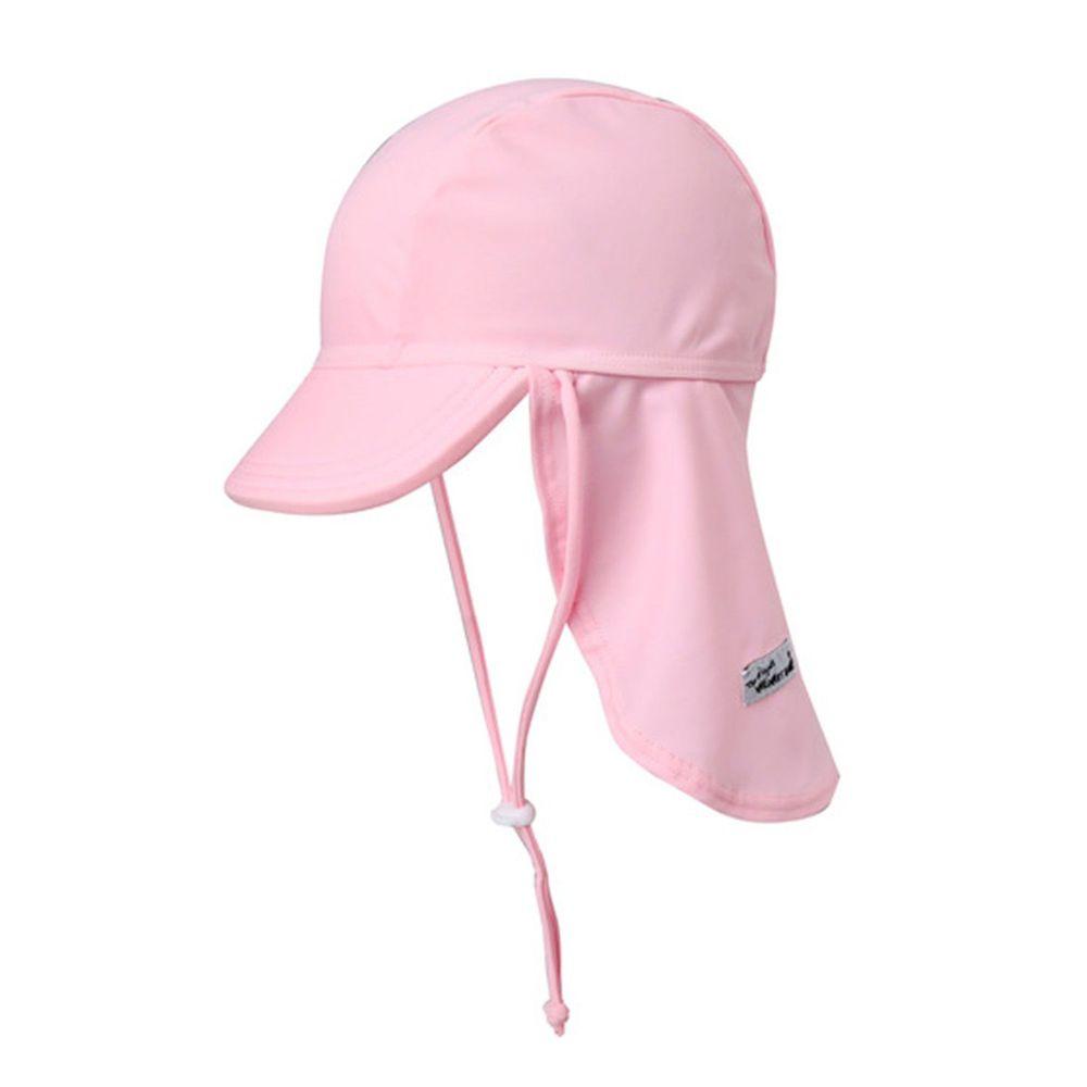 韓國 Vaenaitbaby - (抗UV)防曬泳帽-淺粉紅