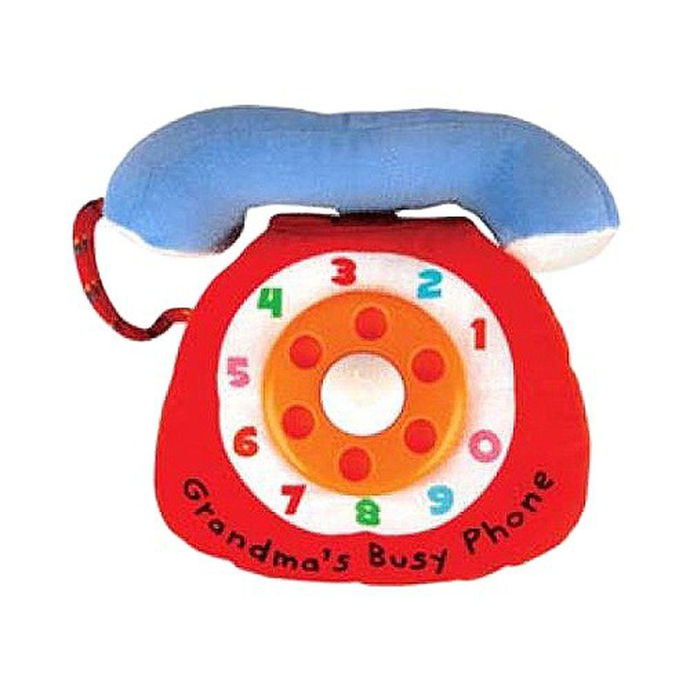 K's Kids - 布書-奶奶的熱線電話