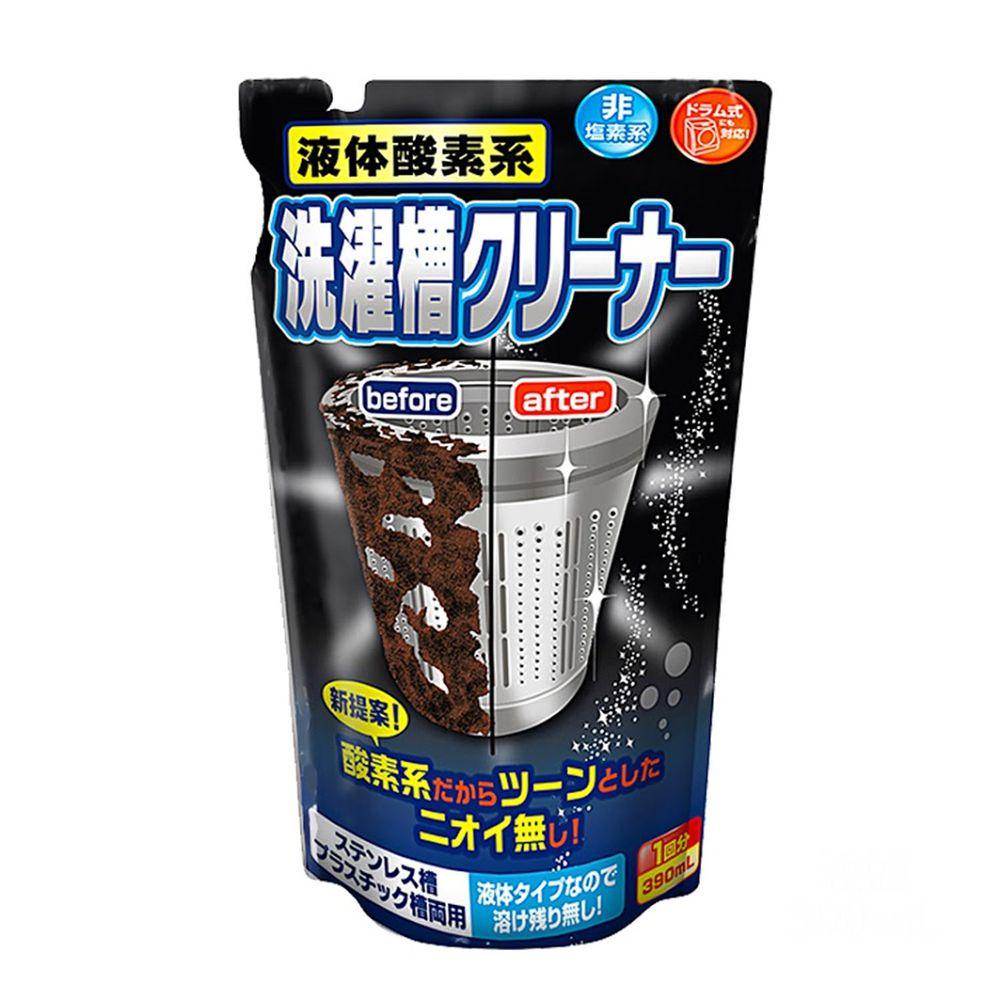 日本 ROCKET - 液體酸素系洗衣槽清潔劑390ml-390ml x 1包
