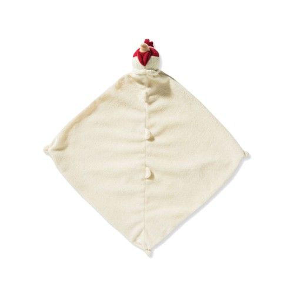 美國 Angel Dear - 動物嬰兒安撫巾-小公雞