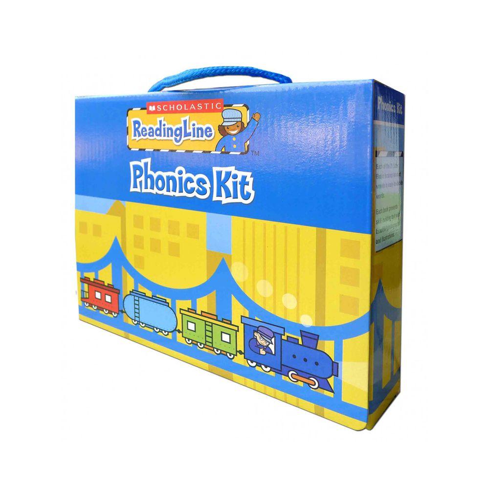 Reading Line: Phonics Kit (B+CD)