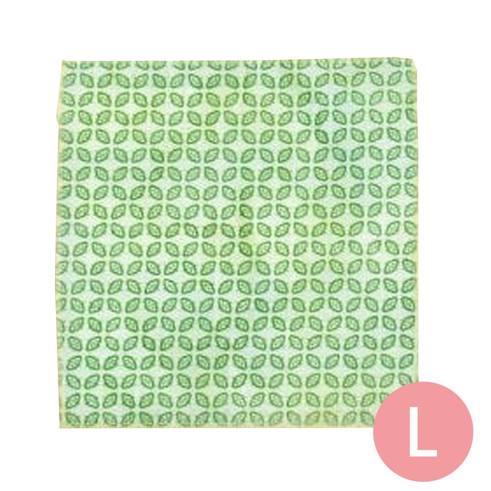 仁舟淨塑 - 蜂蠟保鮮布-基本款-青草綠 (L)
