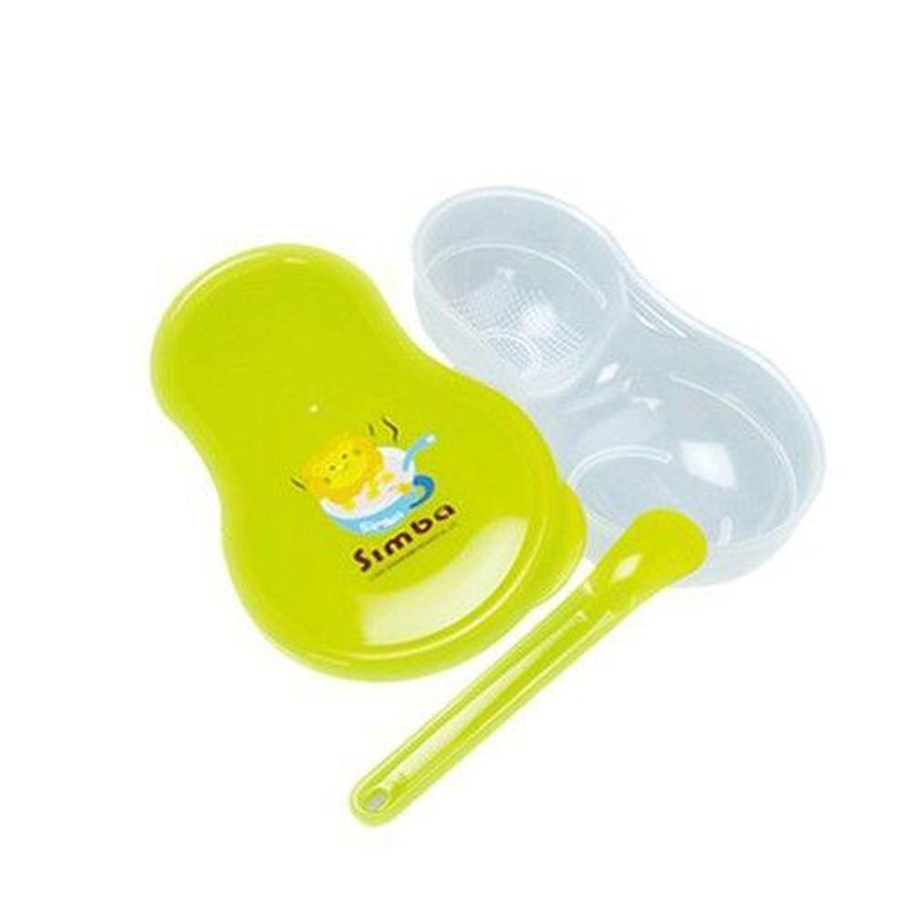 Simba 小獅王辛巴 - 研磨器餐盒-淘氣綠