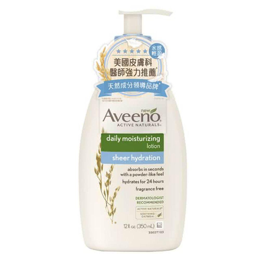Aveeno 艾惟諾 - 燕麥水感保濕乳-350ml