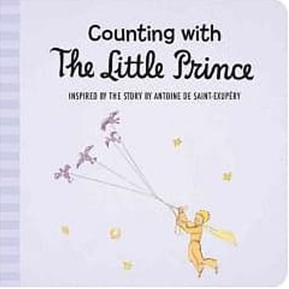 Counting with The little Prince 硬頁書