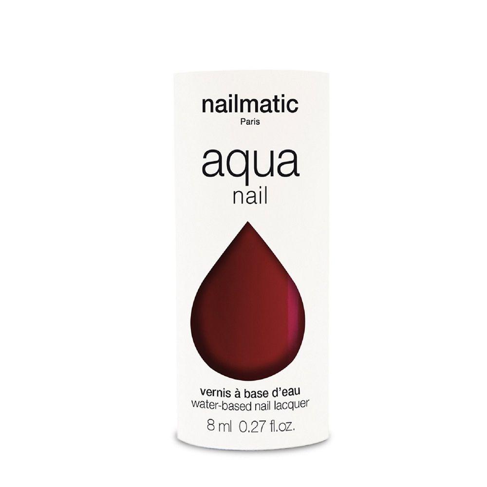 Nailmatic - Nailmatic AQUA水系列-Cherry-波爾多紅-8ml
