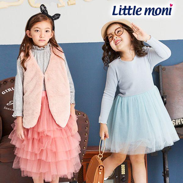 Little moni 紗裙褲&洋裝❤獨特絕美登場