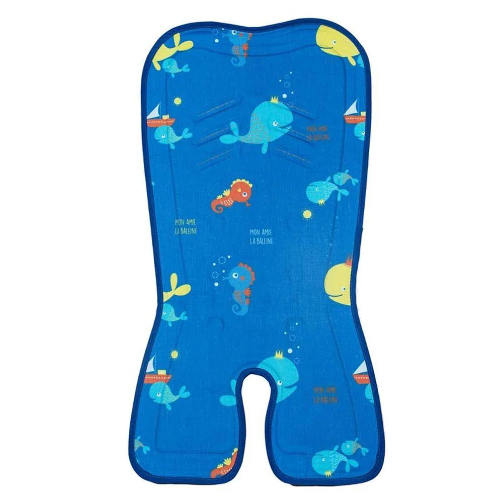 澳洲 Qubies - 酷覺涼感墊-海底世界